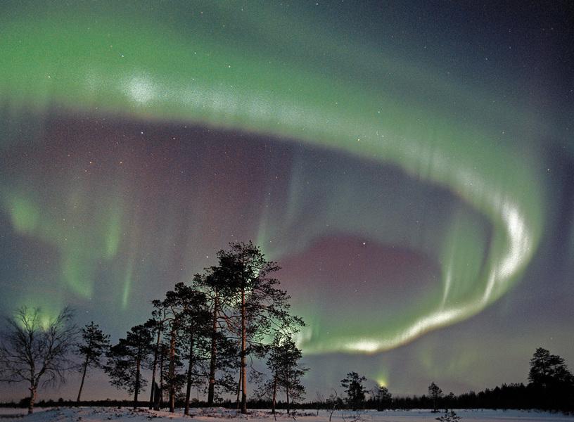aurore boéale Norvège