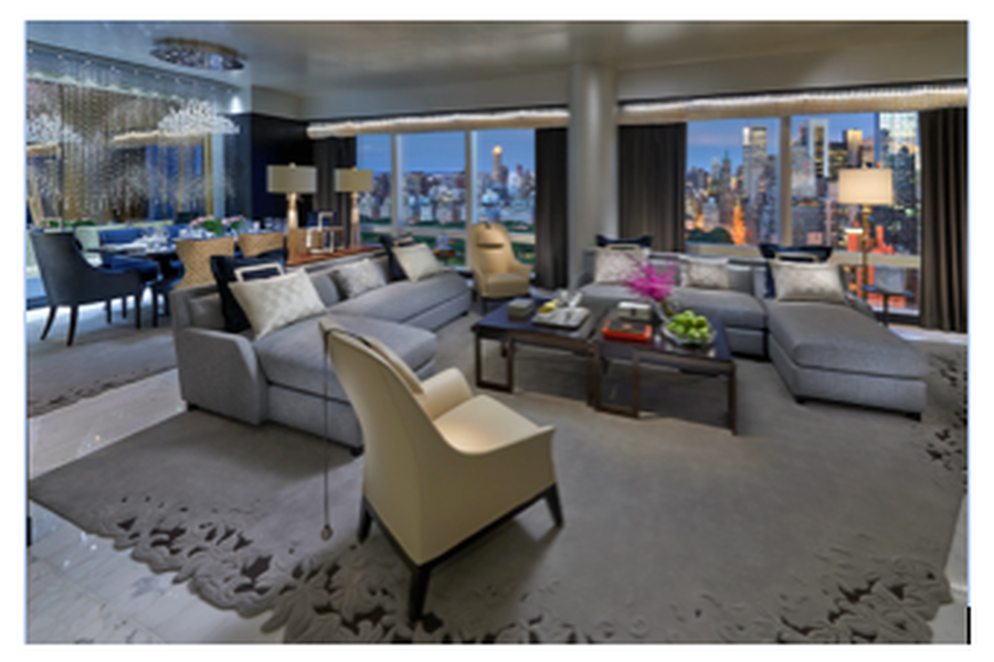 Suite du Mandarin Manhattan