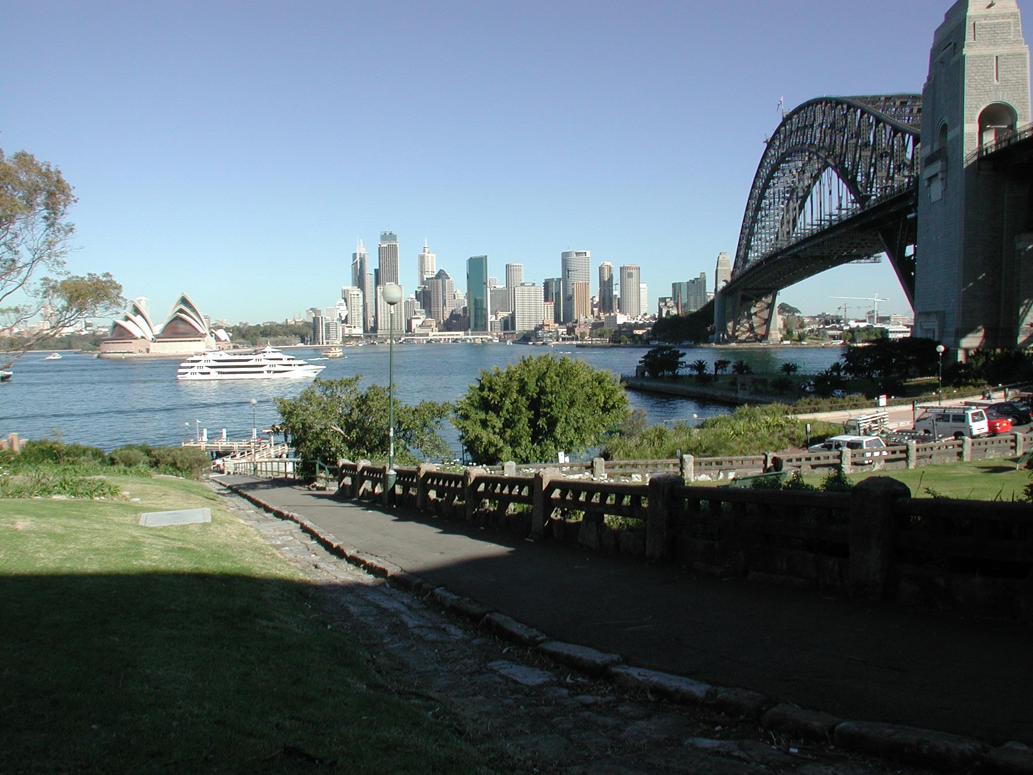 MSC à Sydney
