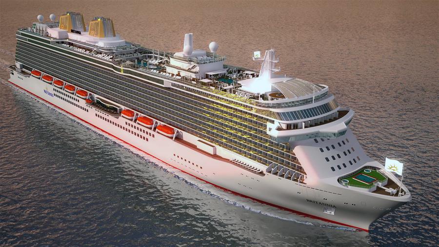 Britannia cruises