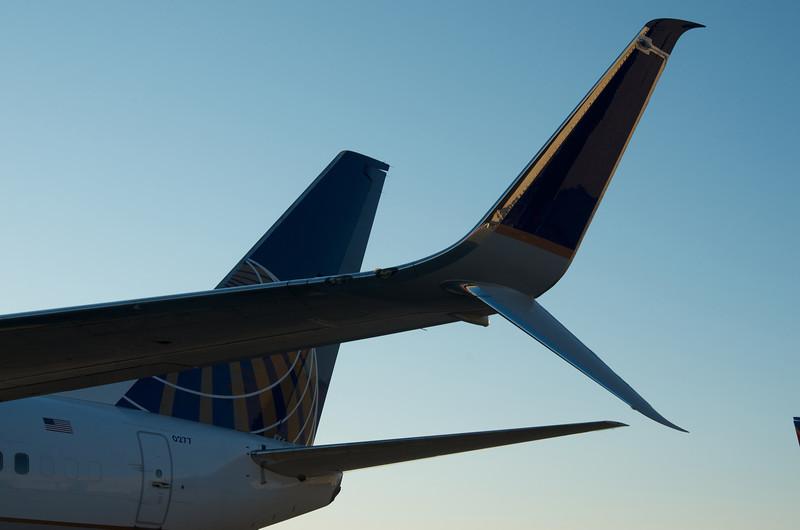 Ailes écologiques chez United Airlines