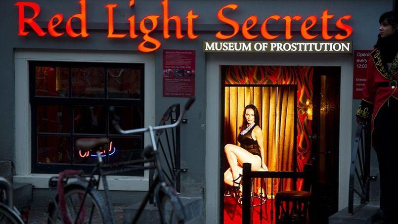 Prostitution museum Amsterdam