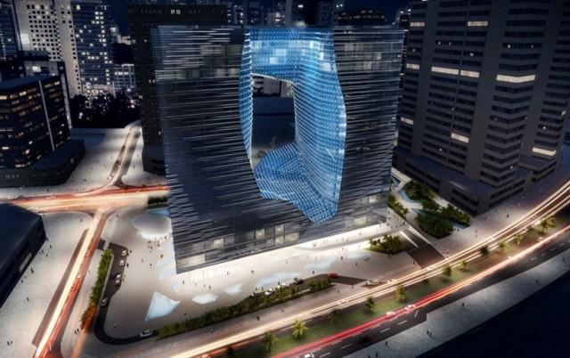 Nouvel hôtel à Dubaï