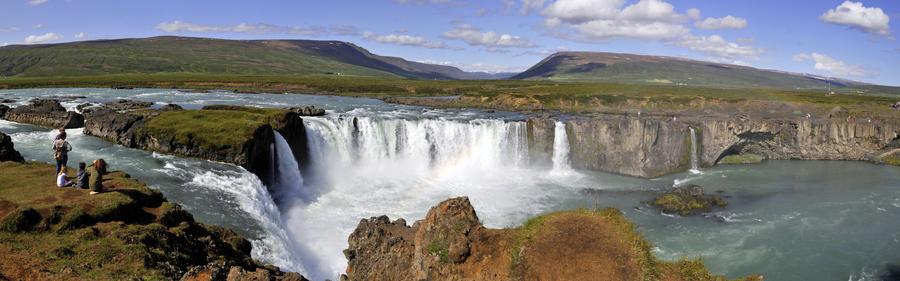 Nature sauvage en Islande