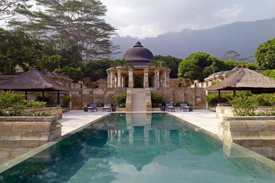 Amanmjiwo Hotel, Java
