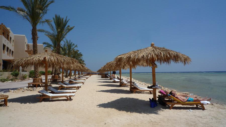 Hurghada désertée