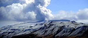 Volcan en Islande