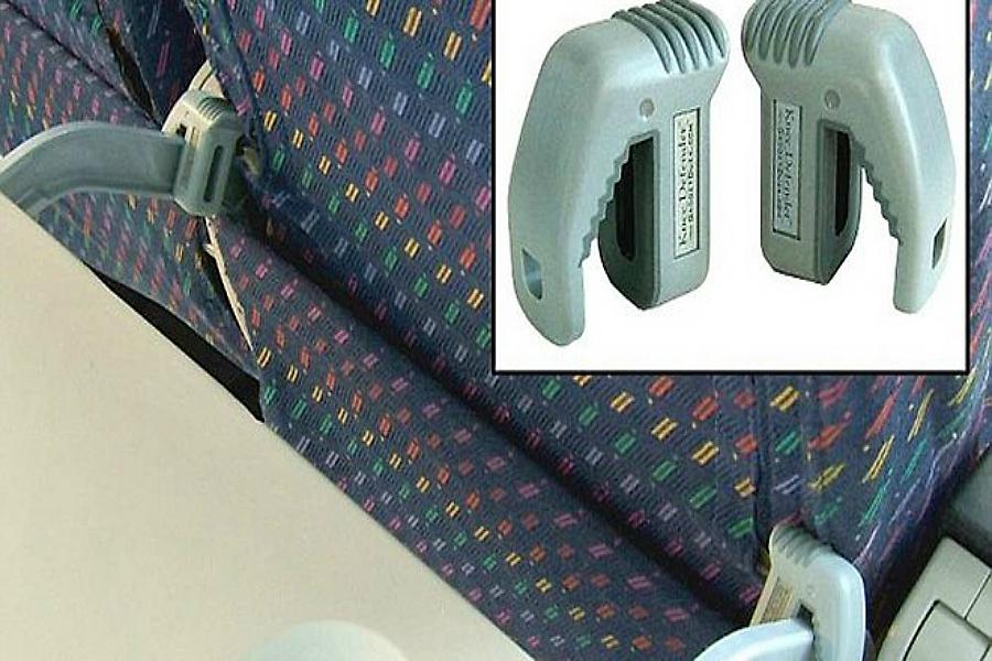 gadget siège avion