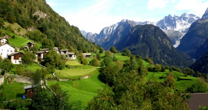 Grisons Sils Maria