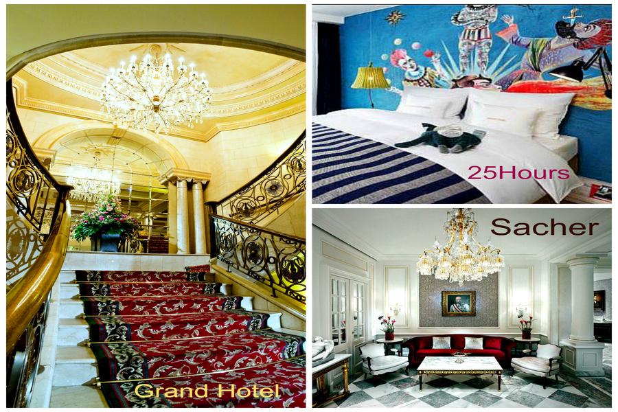 Hôtels Vienne