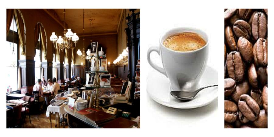 cafés Vienne