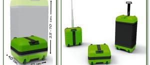 Fugu Luggage