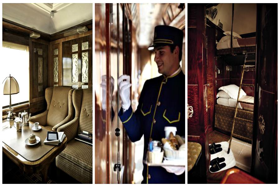 Orient express royal scotsman rovos trains de l gende - Cabinet de toilette avec eau courante ...