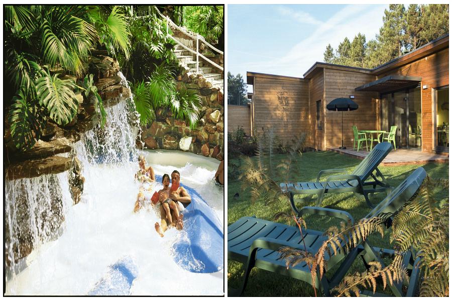 Center Parcs ouvre Le Bois aux Daims Pichon Voyageur # Le Bois Aux Daims Adresse