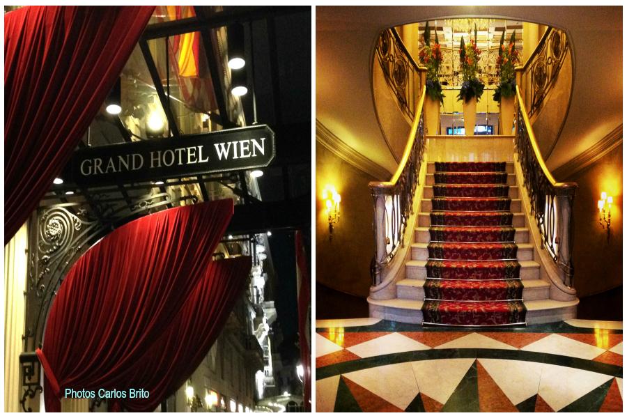 Grand Hôtel vienne
