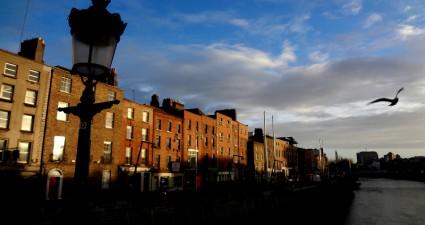 Dublin avec SWISS