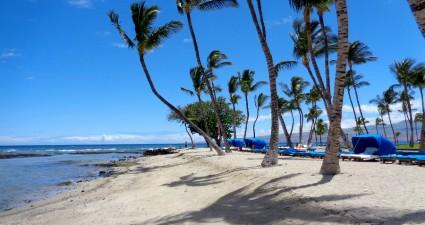 croisière vers Hawaï