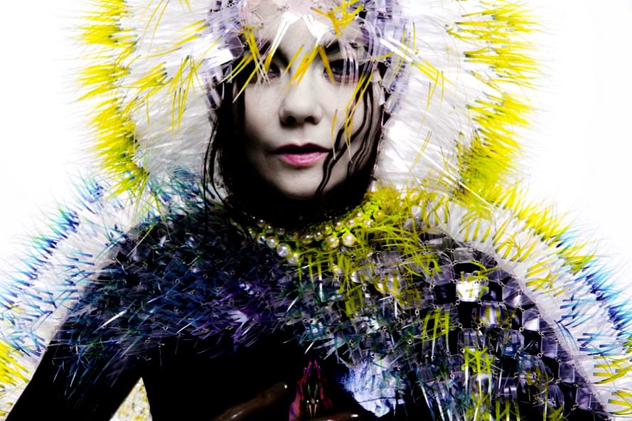 Björk in concert