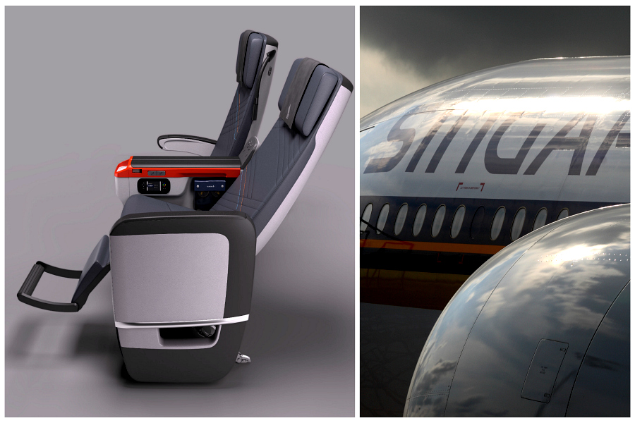 Singaporeair Economy Premium