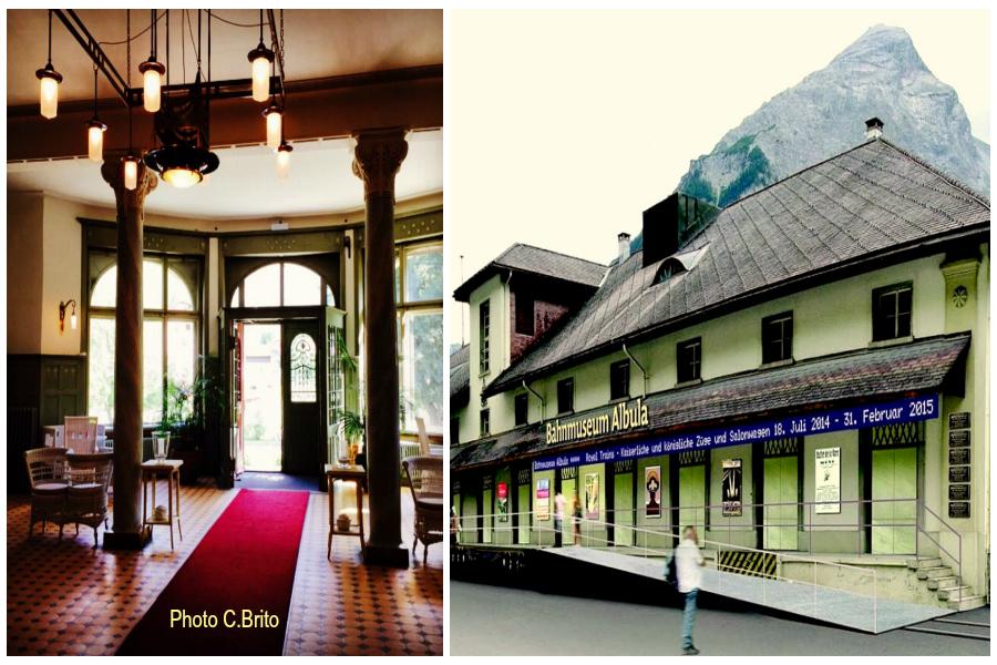 Bergün musée
