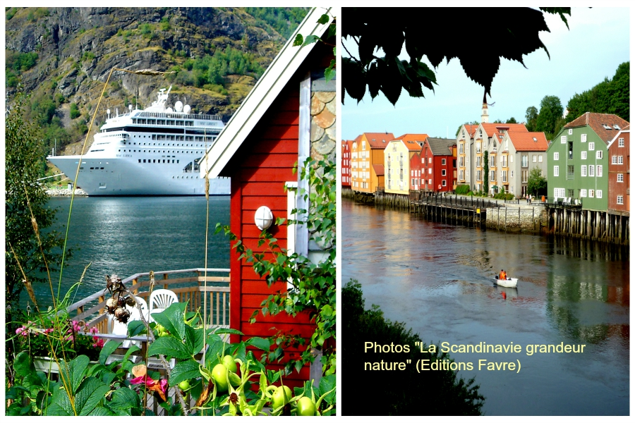tourisme en Scandinavie