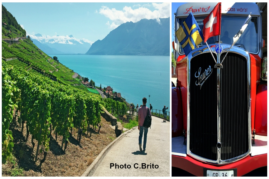 Routes suisses
