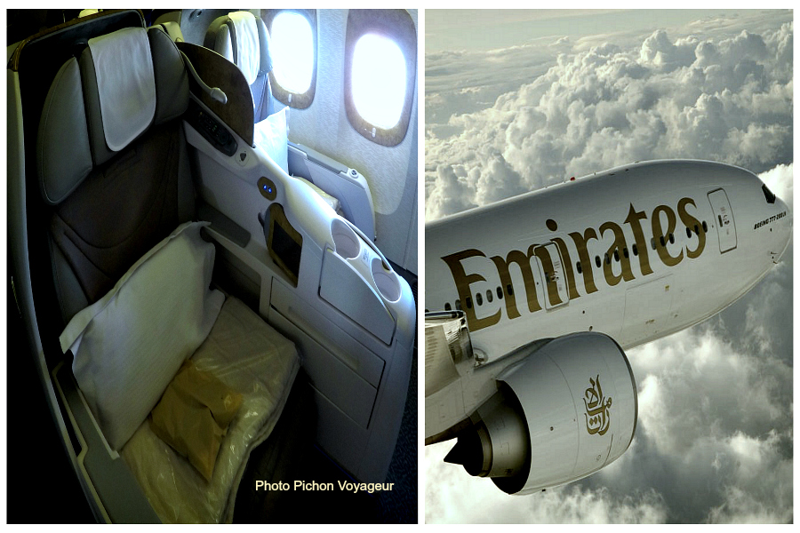Emirates business