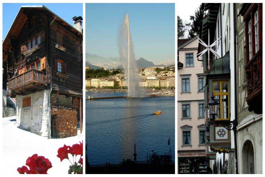 séjourner en Suisse