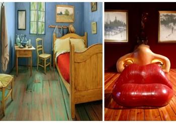 Van Gogh hôtel