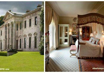 plus bel hôtel en Irlande