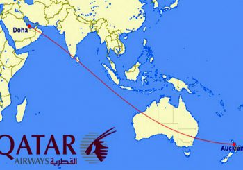 Qatar Auckland