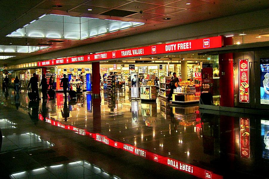 Revenus des aéroports