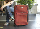 valises en avion