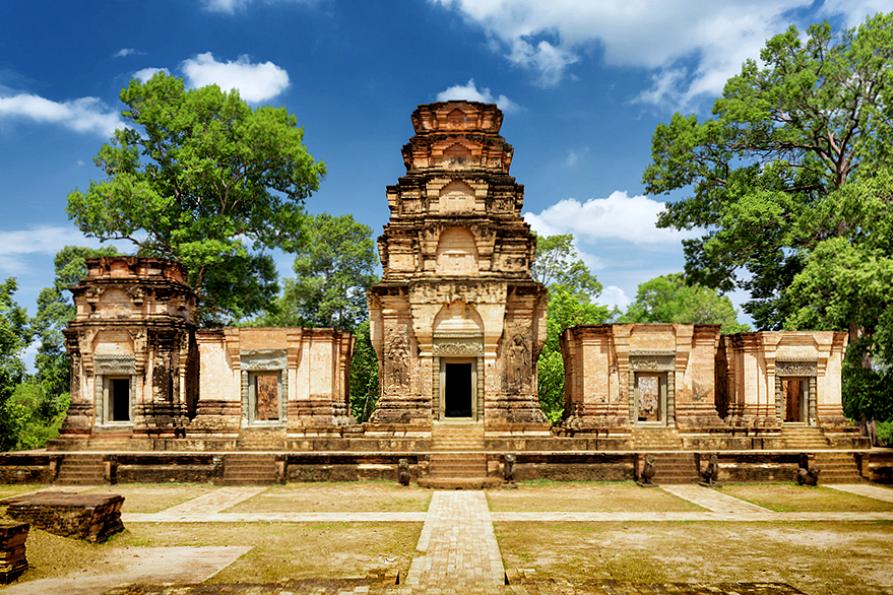 Kravan, Angkor, Siem reap