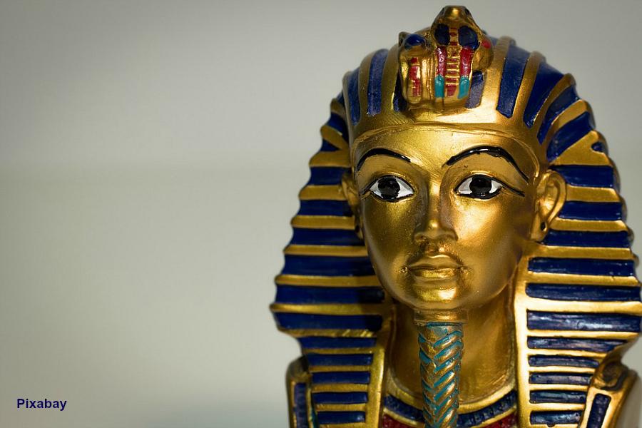 Egypte, Toutankhamon, tombe