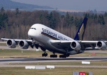 SIA A380