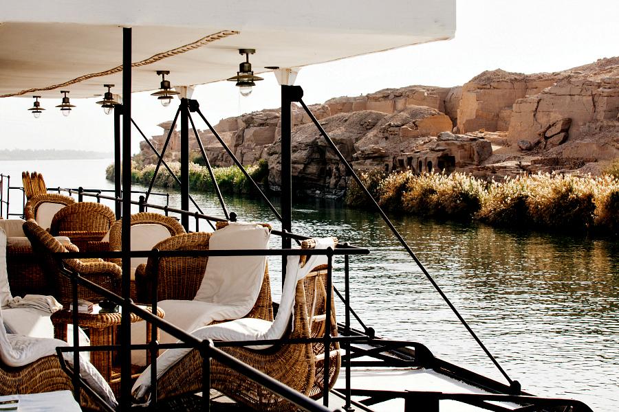 Egypte, Nil