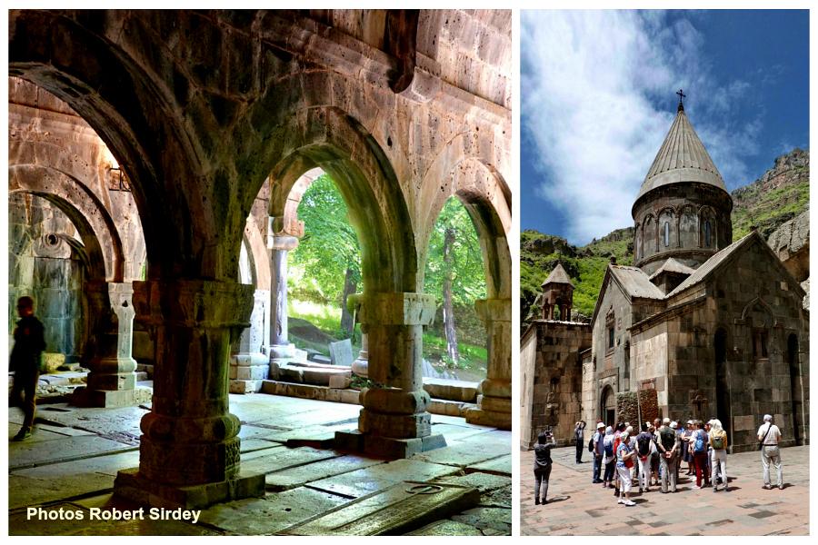 Arménie couvents