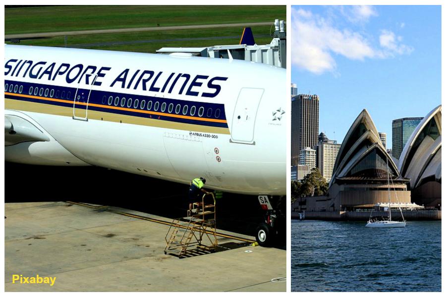 Singapore Airlines Australie