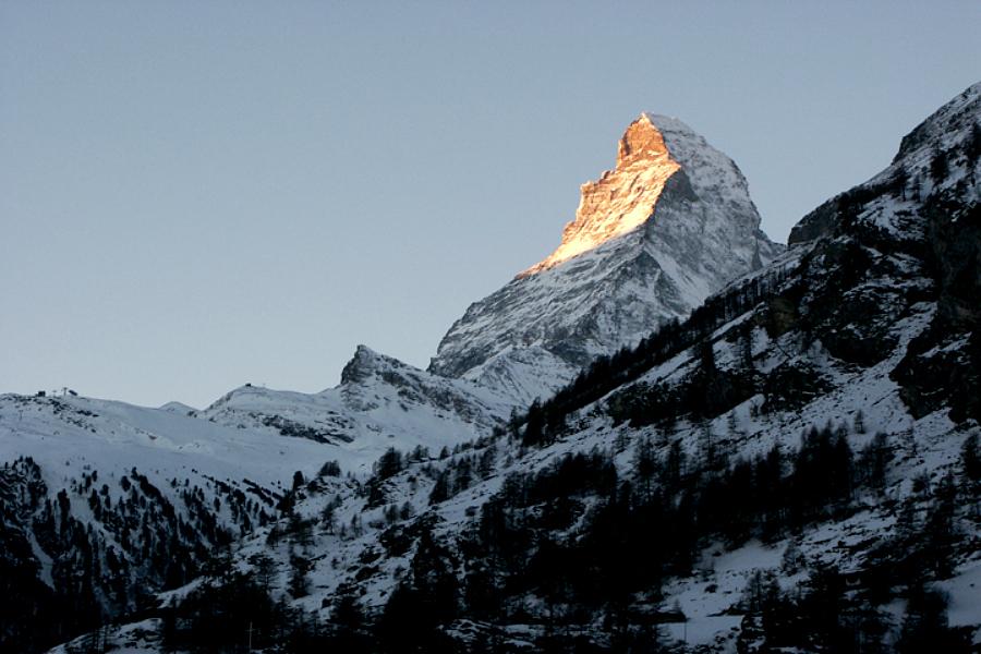 Suisse : VIDEO Zermatt