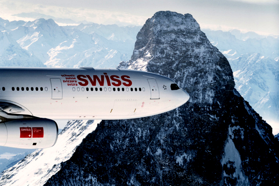Suisse : VIDEO Swiss lounge ZRH