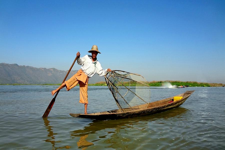 Myanmar/Birmanie: VIDEO Lac Inle