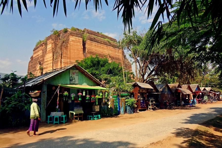 Myanmar/Birmanie: VIDEO Mingun