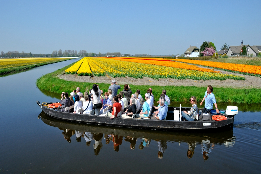 Pays-Bas: VIDEO Keukenhof