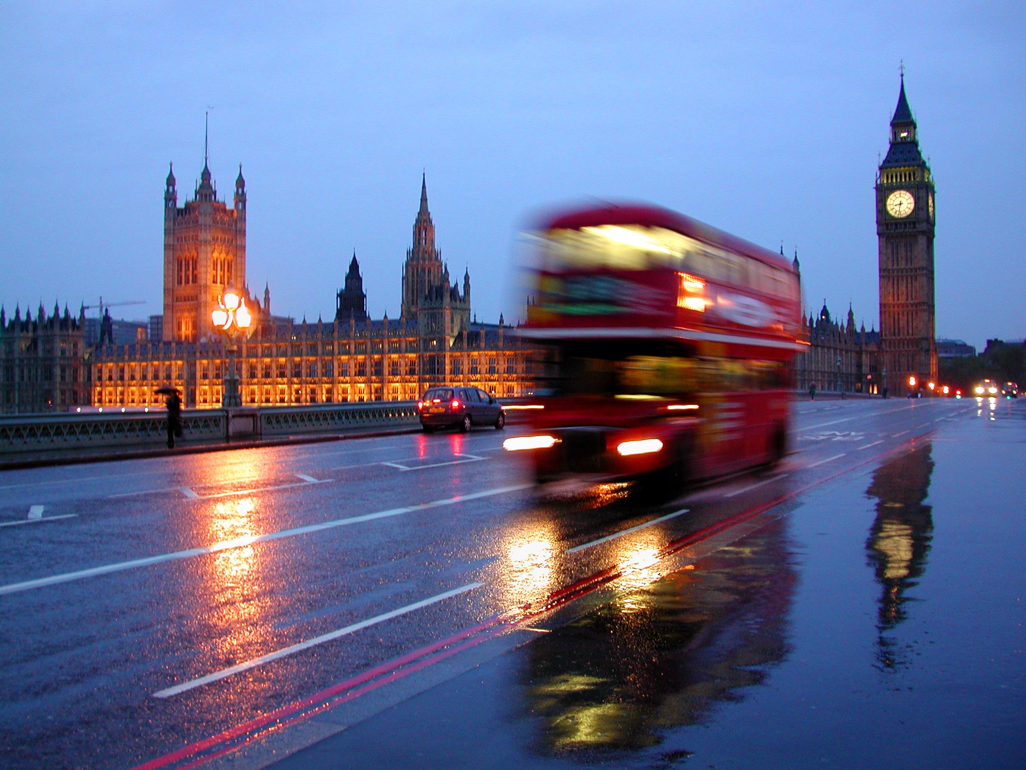 Visiter le Londres de James Bond
