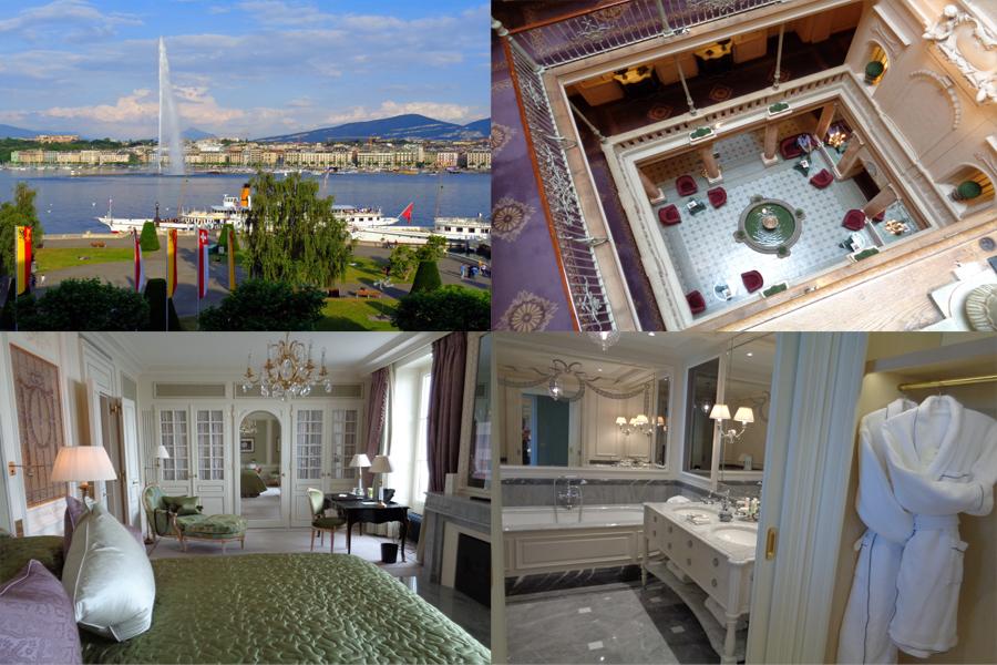 Genève Beau-Rivage: ça, c'est palace !