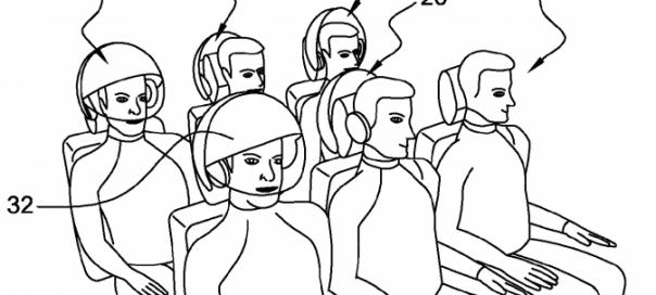 Un casque révolutionnaire pour les vols éco