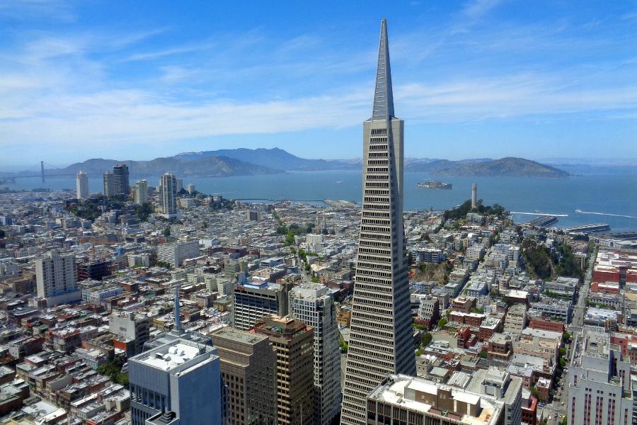 USA : VIDEO San Francisco