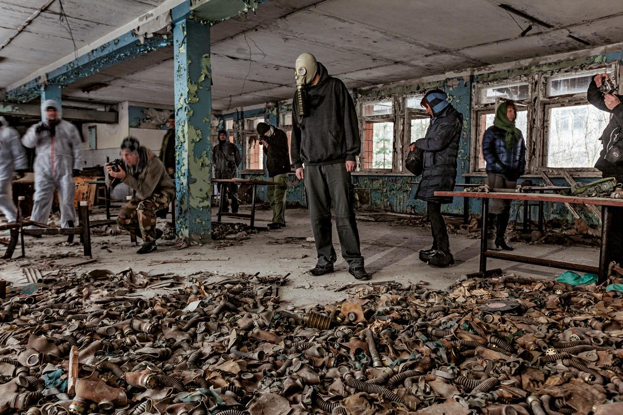 Tchernobyl et Fukushima : tourisme morbide ?