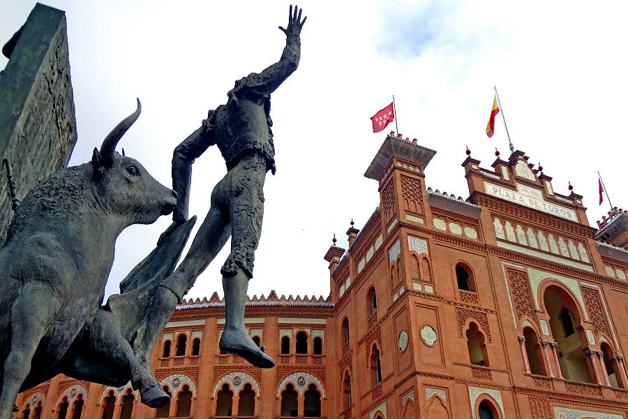 Madrid corrida